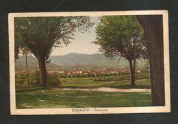 BISTAGNO ( AL ) - PANORAMA ( Spedita 1936 ) ILLUSTRATA - Alessandria