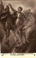 Jeanne D'arc 15 Tableau Lionel Royer - Histoire