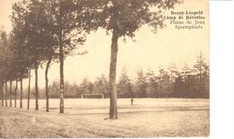 Bourg-Léopold - CPA - Camp De Beverloo - Plaine De Jeux - Sportsplaats - Belgique
