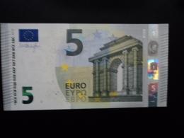 5 EURO 2013 Signature M.Dr.  Lettre V  Imprimeur V 007J4   NEUF / UNC - EURO