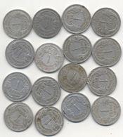 1 FRANC  Morlon 1941 LES DEUX LOURDE ET LEGERE  +1945+1945 B +1946+1946 B+1947+1947 B+1948+1948 B+1949+1949 B+1950 B+ECT - H. 1 Franc