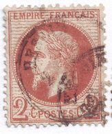 N°26a Y&T - 1853-1860 Napoléon III