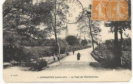 44  CARQUEFOU  LE   PONT  DE   CHARBONNEAU - Carquefou