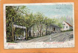 Tobelbad 1901 Postcard - Other