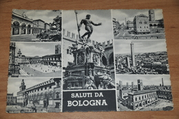 1595- Saluti Da Bologna - Bologna