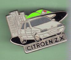 CITROEN *** ZX *** Signe DECAT *** A027 - Citroën