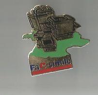 Pin's Fac Similé - Computers