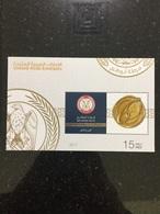 UAE 2018 Abu Dhabi Police SS MNH Limited Edition - Verenigde Arabische Emiraten