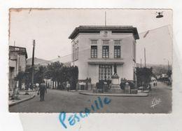 ALGERIE - CP ANIMEE EL KSEUR - LA MAIRIE - EDITIONS PHOTO-AFRICAINES EPA N° 3 - 1958 - Other Cities