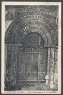 Saint-Pons - Porte Moyenâgeuse De La Cathédrale - Voir 2 Scans Larges - Francia