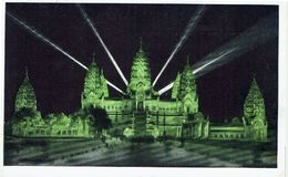 CPA - Carte Postale -- ASIE - CAMBODGE -  Angkor - Vue De Nuit (iv 637) - Cambodia