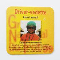Sous Bock Driver Vedette Alain Laurent - Sous-bocks