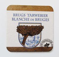 Sous Bock Bière Blanche De Bruges - Sous-bocks