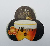 Sous Bock Bière Affligem De Noel 2008 - Sous-bocks