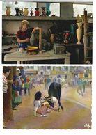 LOT  DE 48 CARTES  POSTALES  SEMI-MODERNE  DIVERS  FRANCE  N89 - Postcards