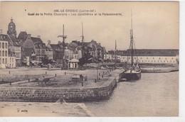 Loire-Atlantique - Le Croisic - Quai De La Petite Chambre - Les Jonchères Et La Poissonnerie - Le Croisic