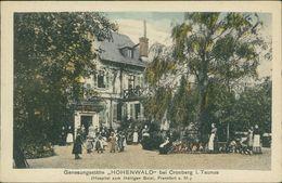 AK Kronberg Im Taunus, Genesungsstätte Hohenwald, Um 1910 (29269) - Kronberg
