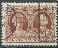 Terre Neuve - Yvert N° 133 Oblitéré  -  Cw32235 - 1908-1947