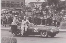 FERRARI 500 MONDIAL  1000 Km De Buenos Aires 1956 - Le Mans