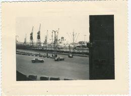 Photo Rare De Course Automobile Voitures Anciennes - Coches