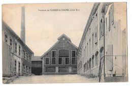 VANNES LE CHATEL - Verreries (côté Est) - France