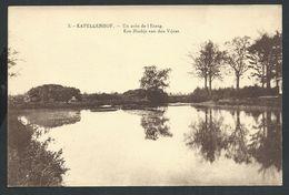 +++ CPA - KAPELLENHOF - Un Coin De L'étang - Henri Georges  // - Kapellen