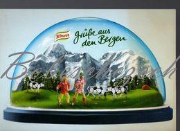 8-353 GERMANY 2006 - FIFA World Cup Football World Championship Tournament Knorr Grüsse Aus Den Bergen Football Cow - Handel