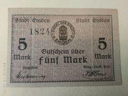 Emden 5 Mark 1919 - [11] Lokale Uitgaven