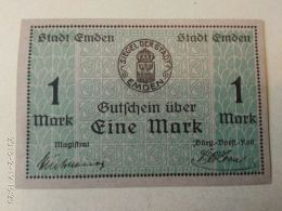 Emden 1 Mark 1919 - [11] Lokale Uitgaven