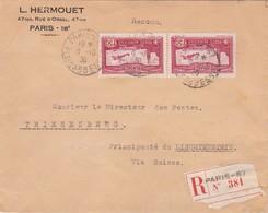 1930 - 1934 COLLECTION Poste Aérienne - Lot De 12 Enveloppes Avec YT 5 & 6:  Avion Survolant Marseille - Timbres