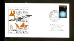 1974 - Nederland 13e Dag Vd Aerofilatelie - Grootformaat [NL486_05] - Airmail