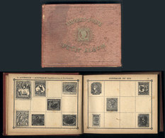 """1 OTHER ITEMS: Old """"Petit Album"""" Of Arthur Maury, Almost Without Stamps And It App - Stamps"""
