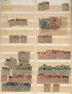 63 GERMANY: Large Stockbook With Large Number Of Stamps Of All Periods, Most Of Fine Qu - Germany
