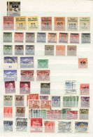 65 GERMANY: 48-Page Stockbook Full Of Stamps Of All Periods, The Catalogue Value Is Sur - Germany