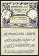 68 GERMANY: IRC International Reply Coupon With Postmark Of Berlin 16/MAR/1940, Excelle - Books, Magazines, Comics