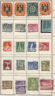 72 GERMANY - BERLIN: Lot Of Stamps And Sets Mounted In An Approval Book (and Some Not M - [5] Berlin