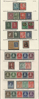 85 WEST GERMANY: Collection In Album, Including WEST BERLIN, Very Advanced (between Cir - [7] Federal Republic