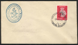 100 ARGENTINE ANTARCTICA: 2/FE/1959 Day The American Ellsworth Station Was Handed Over T - Unclassified