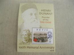 Nevis  2010 Red Cross Henri Dunant  I201802 - St.Kitts And Nevis ( 1983-...)