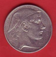 - BELGIQUE - 50 Francs - 1948 - Argent - - 1945-1951: Régence