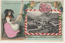 Haut Rhin, Totalansicht. - Otros Municipios