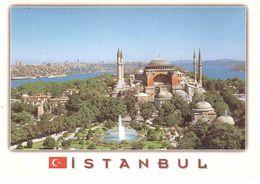 ISTANBUL CART.X ITALIA - Turchia