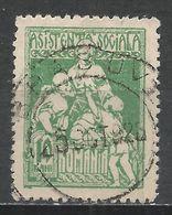 Romania 1928. Scott #RA13 (U) Charity * - Fiscaux