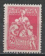Romania. Scott #A (MNH) Charity * - Roumanie