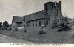 Patrick's R.C. Church - Smithtown Branch, Long Island, N.Y. - Long Island