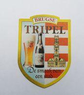 Sous Bock Bière Tripel Brugse - Sous-bocks