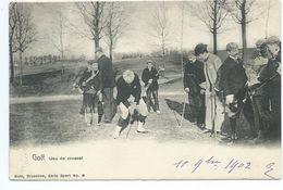 Nels Série Sport N° 8 - Golf ( Jeu De Crosse ) - Golf
