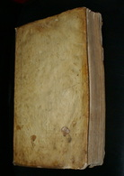 "LIBRO DEL 1719 DI JONNIS PETRI FONTANELLA ""TRACTATUS DE PACTIS NUPTIALIBUS"" - Books, Magazines, Comics"