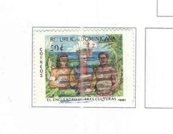 Rep.Dominicana PO 1991 Scoperta America   Scott.1116 Nuovo/Used See Scans On Scott.Page - Repubblica Domenicana