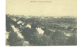 Belfort - Gare Aux Marchandises - Belfort - Ville